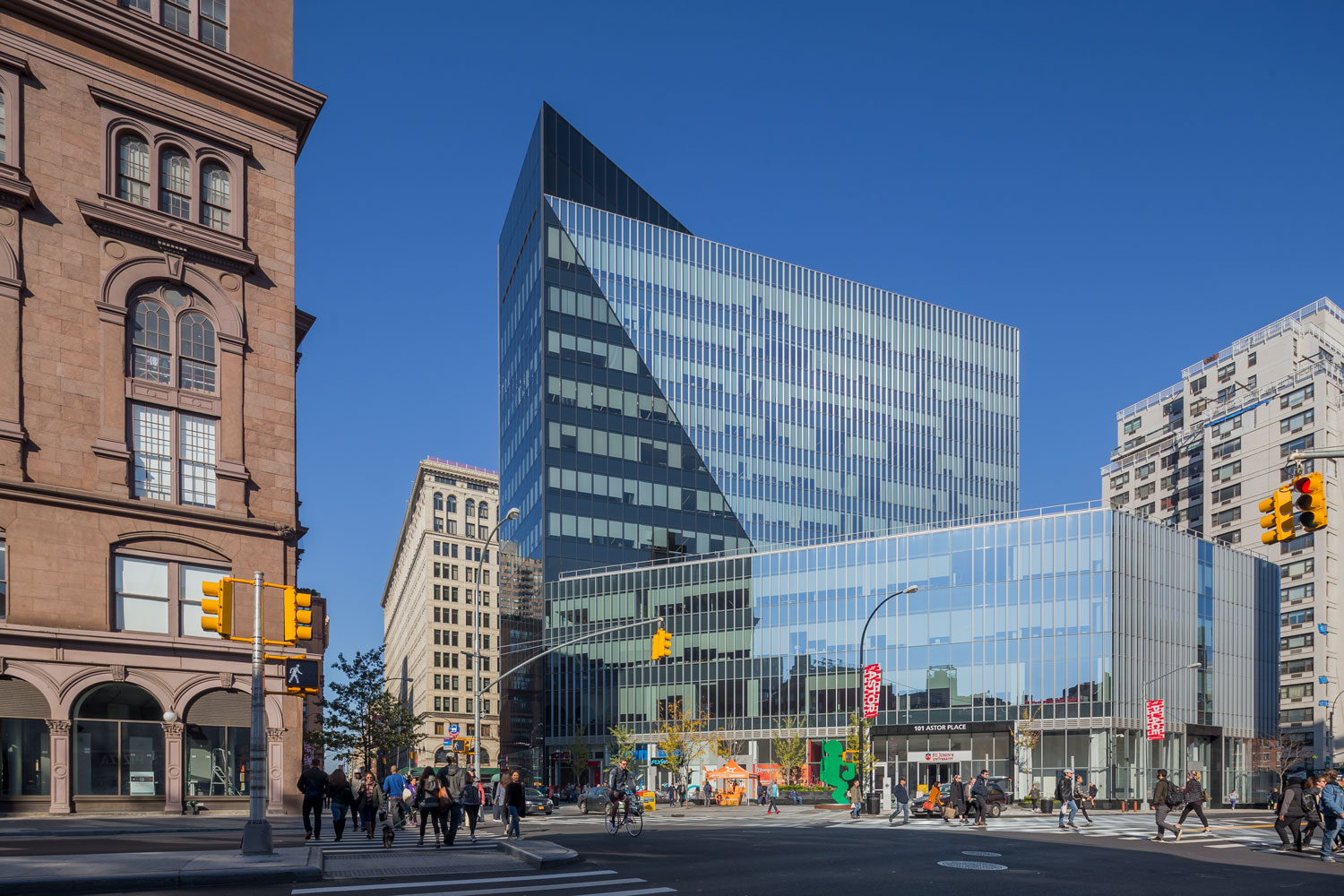 CS Architecture – 51 Astor Place
