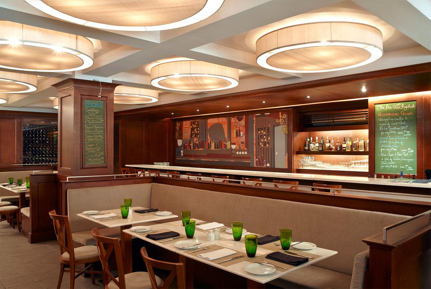 CS Architecture – La Regalade Restaurant