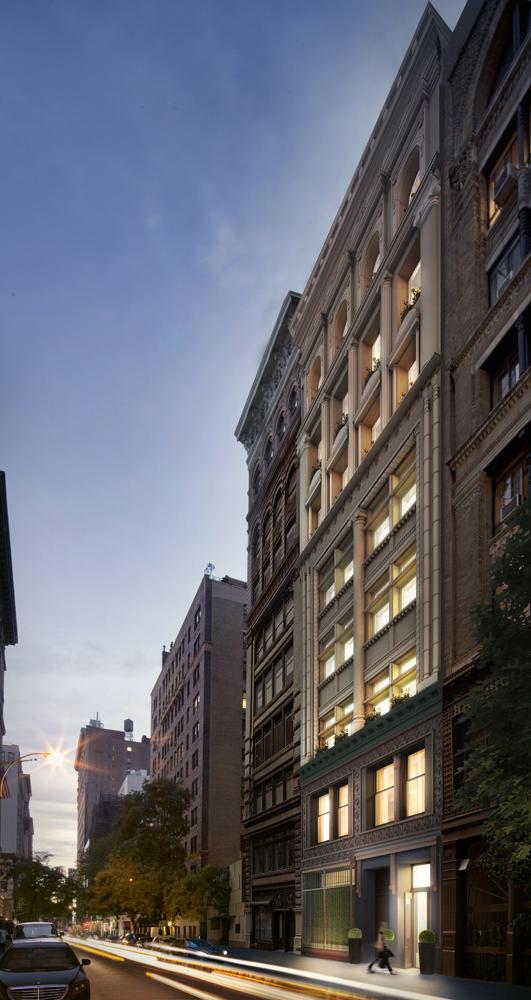 CS Architecture – 37 EAST 12th STREET
