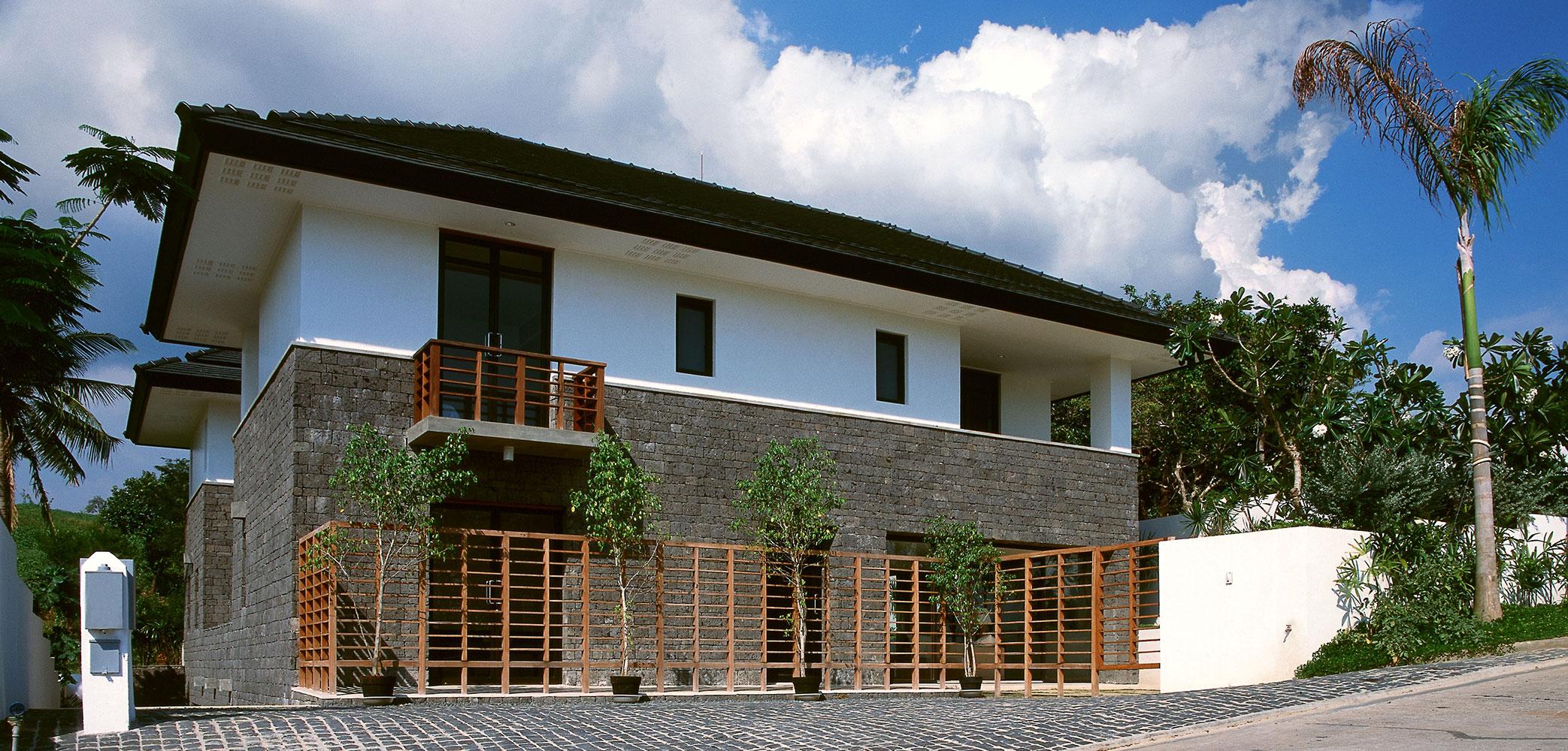 CS Architecture – Double House