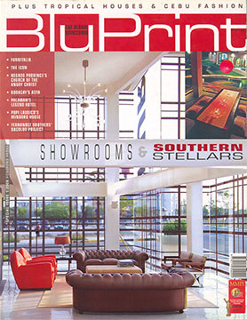 CS Architecture | Bluprint Magazine Philippines Icon Showroom