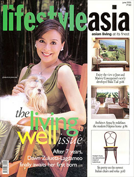 CS Architecture | Lifestyle Asia June 2005